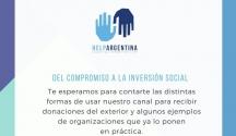 Del Compromiso a la Inversión Social
