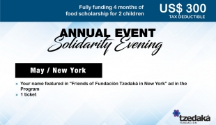 Evento Anual Solidario • Amigo