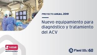 Nuevo equipamiento para diagnóstico y tratamiento del ACV