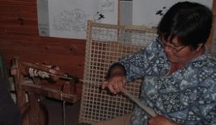 Ampliación, desarrollo y mejoramiento de taller de tejidos artesanales en lana, algodón y seda