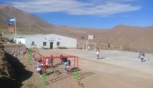 Invernadero Escolar - Iruya, Salta