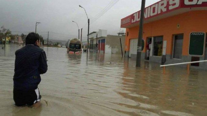 Rebuilding Comodoro Rivadavia