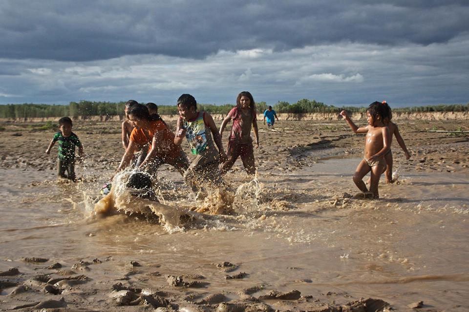 Ayuda para los inundados en Salta