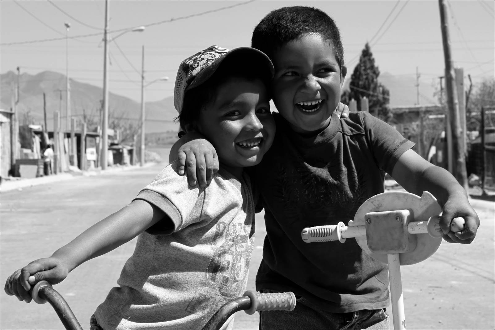 30% of Argentine children are poor