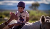 Por qué miles de niños en Argentina necesitan una Ley Nacional de Equinoterapia