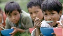 Cuatro de cada diez niños son pobres en América Latina