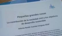 Informe Colectivo de Cuentas Uruguay 2016