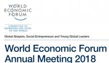 World Economic ForumAnnual Meeting 2018Forum Foundations