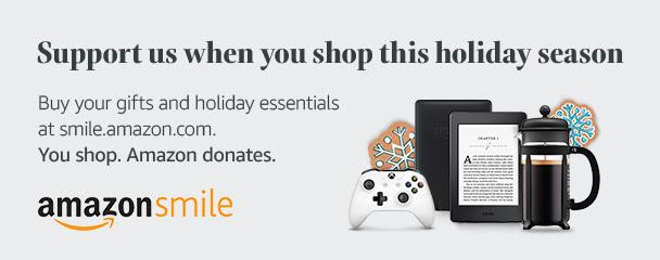 Vos comprás, Amazon dona